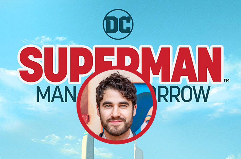 Superman: Man of Tomorrow: Darren Criss Leads DC Animated Voice Cast