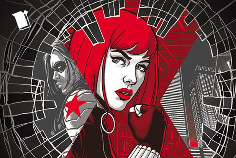 Marvel, Loot Crate Partnering With Serial Box For Black Widow: Bad Blood Sweepstakes