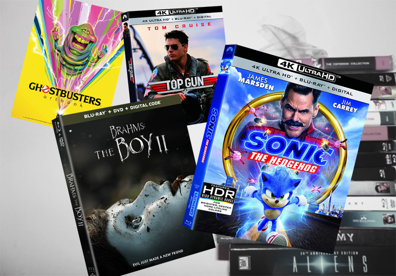 May 19 Blu-ray, Digital and DVD Releases