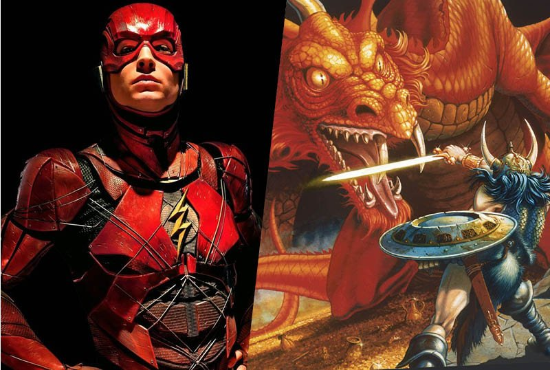 Goldstein & Daley Talk Dungeons & Dragons and Flash Movies!