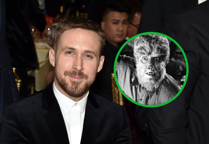Director Search Narrowing For Ryan Gosling's Wolfman Reboot at Universal