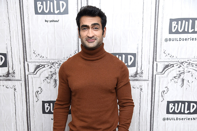 Exclusive: Kumail Nanjiani on Getting In Shape For The Externals