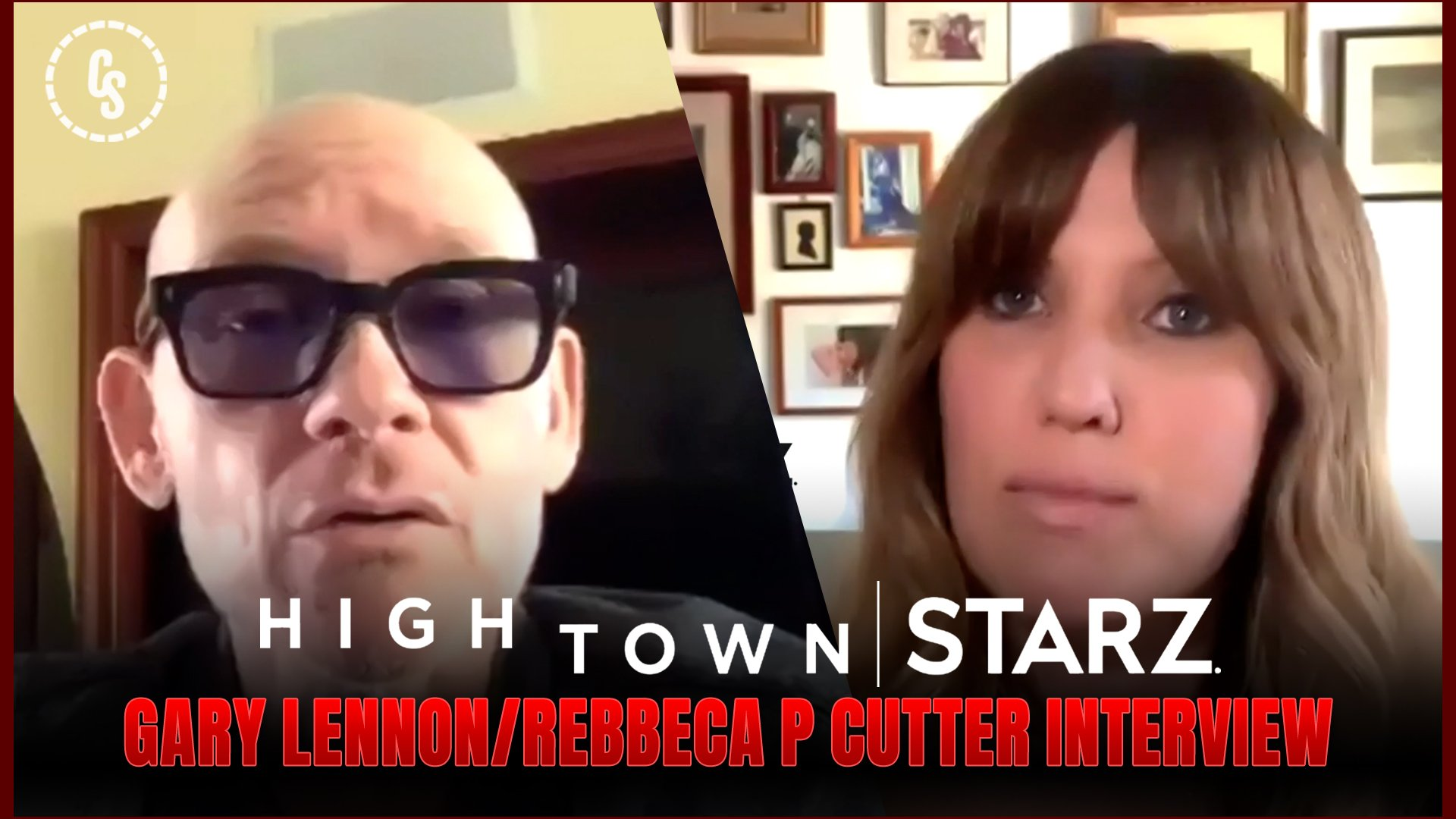 CS Video: Hightown Interviews With Rebecca Cutter & Gary Lennon!