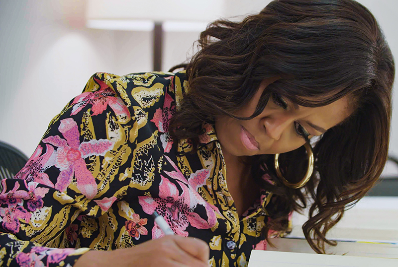 Becoming Trailer: Netflix's Inside Look at Michelle Obama