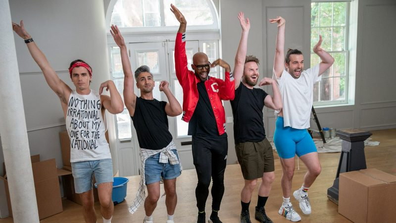 Queer Eye Season 5 Sets Release Date in New Images
