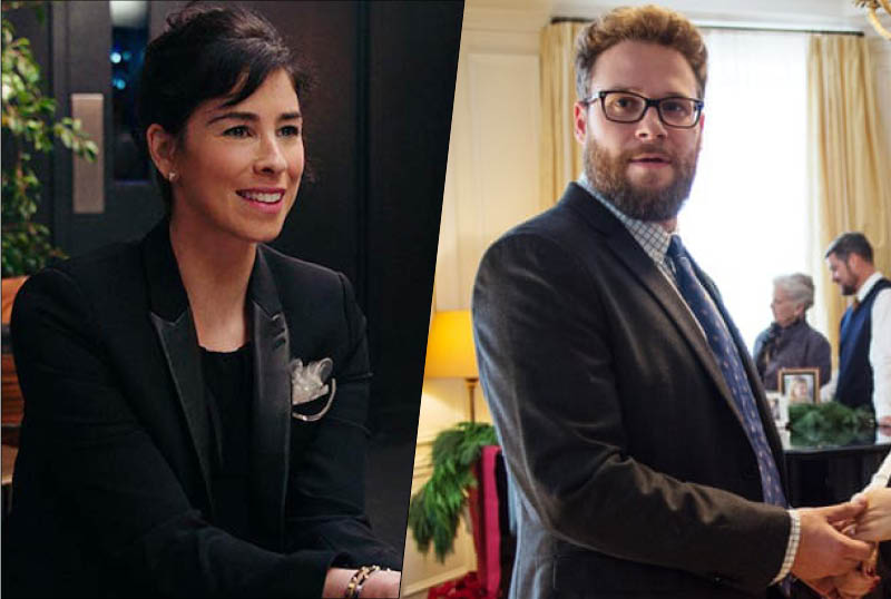 Sarah Silverman, Seth Rogen To Lead HBO Max Animated Series
