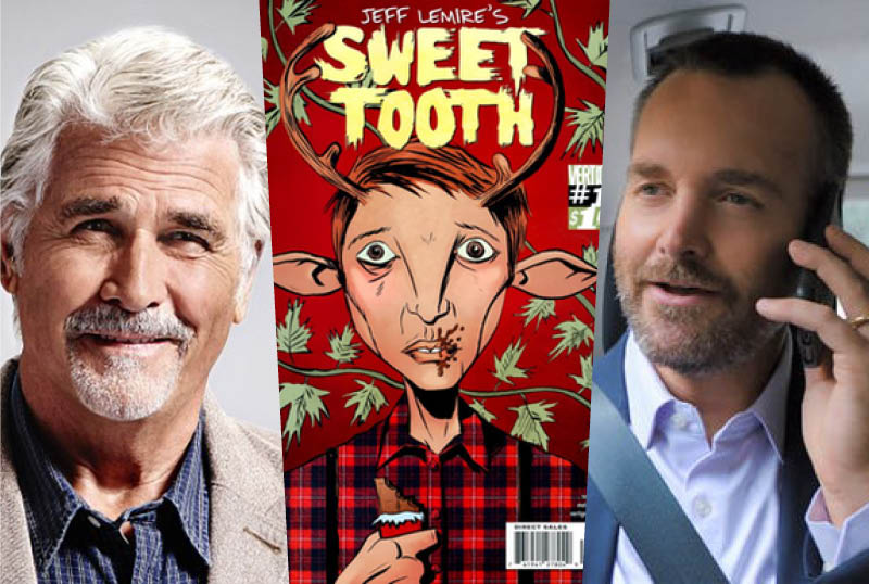 Netflix Acquires DC's Sweet Tooth With Will Forte & James Brolin