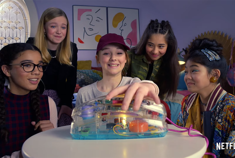 The Baby-Sitters Club Teaser: Netflix Sets Premiere Date For New Series