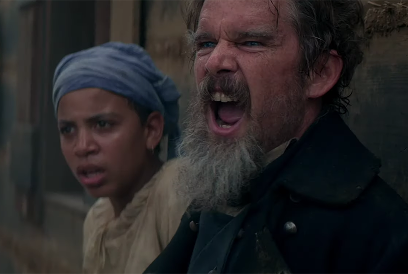 The Good Lord Bird Trailer: Ethan Hawke Leads Showtime Miniseries