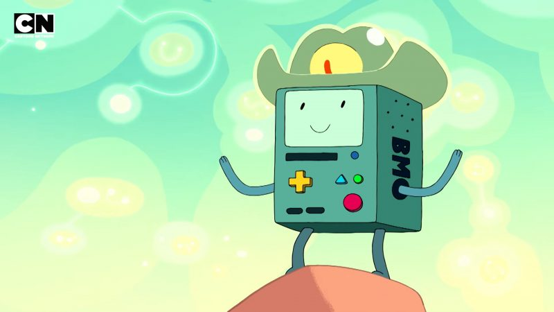 BMO Takes the Spotlight in Adventure Time: Distant Lands Trailer