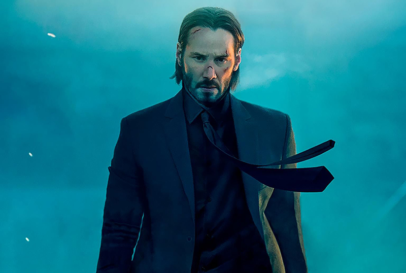 Lionsgate Live! Screening John Wick With Keanu Reeves & Halle Berry!