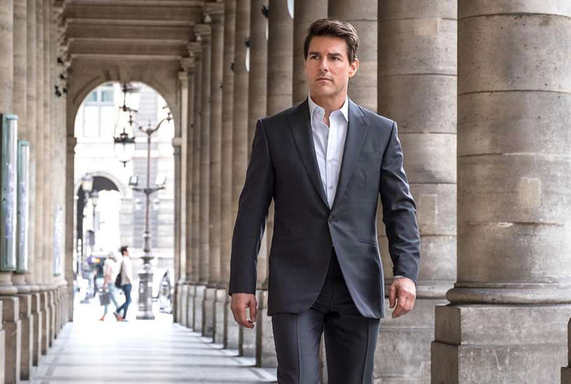 Tom Cruise Working on Space-Set Project with Elon Musk's SpaceX