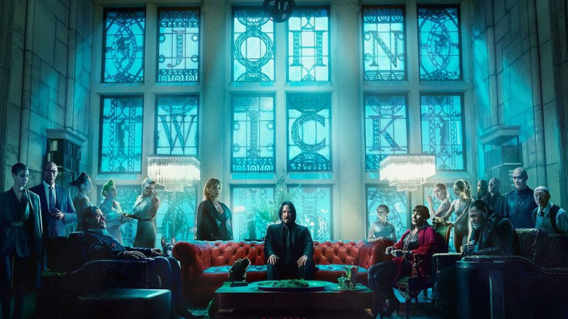 The Continental Series: Chad Stahelski Offers New Details on John Wick Spinoff