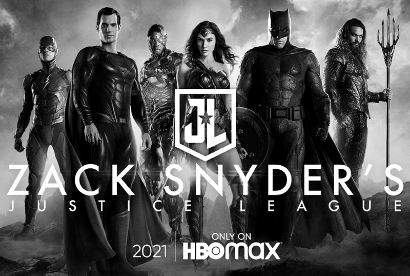 CONFIRMED: Justice League Snyder Cut Coming to HBO Max!