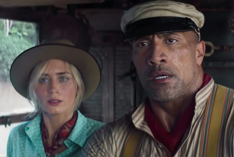 Netflix Acquires Dwayne Johnson & Emily Blunt-Starring Ball and Chain