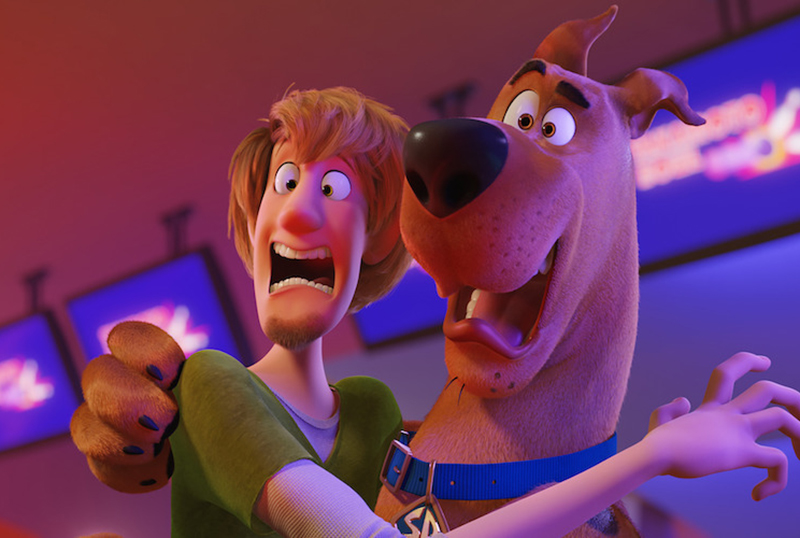 Scoob! Leads Top 10 Movies Streaming on FandangoNOW