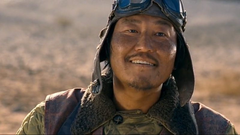 The Good, the Bad, the Weird (2008) Starring Song Kang-ho