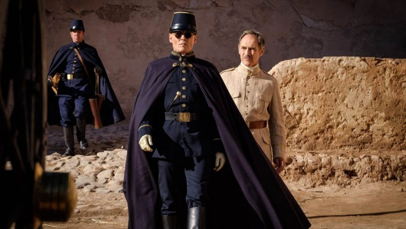 Waiting for the Barbarians: Samuel Goldwyn Films Nabs Rights to Johnny Depp-Led Film