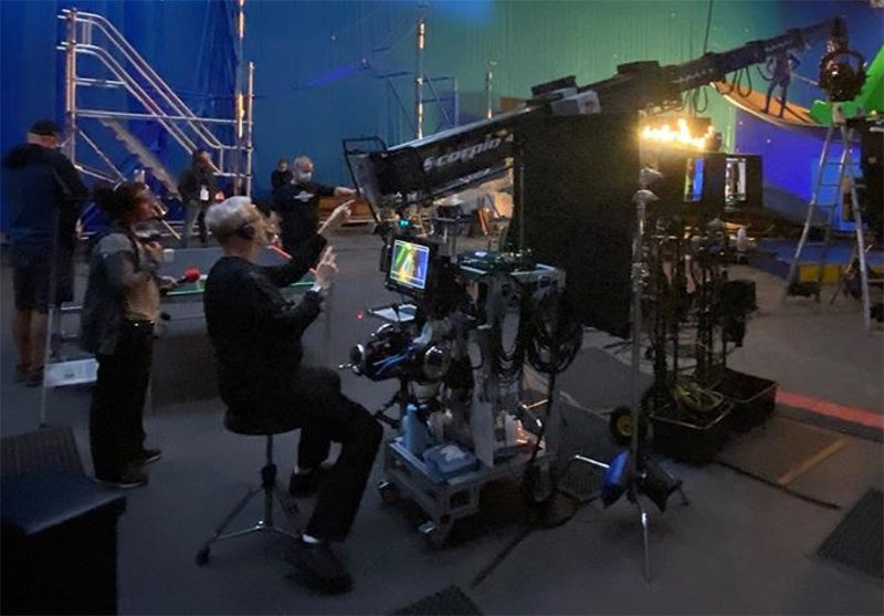 Avatar Sequels Filming Resumes, First Image From Set!