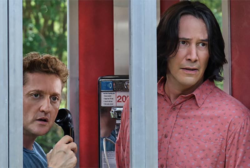 Bill & Ted Face the Music Pushed Back Two Weeks