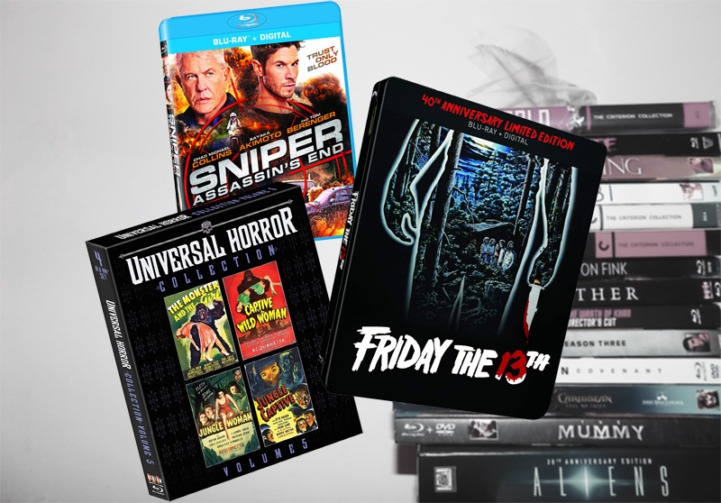 June 16 Blu-ray, Digital and DVD Releases
