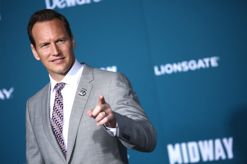 Patrick Wilson Reuniting With Roland Emmerich for Moonfall