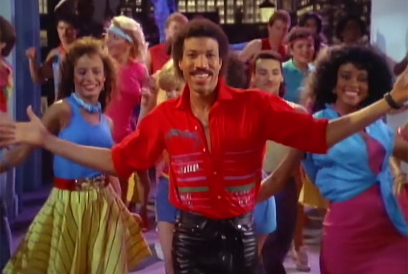 Musical Based on Lionel Richie Catalogue in the Works at Disney