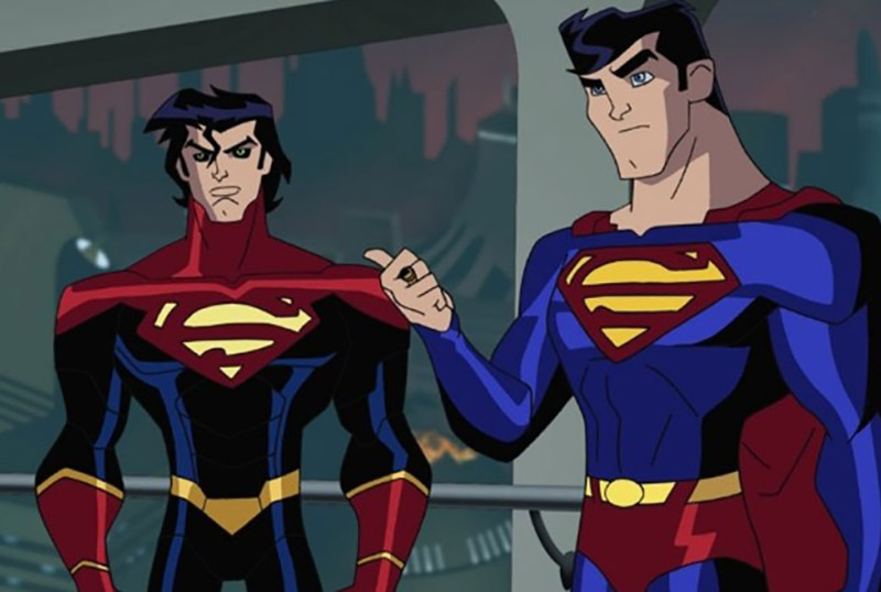 Warner Archive Collection Reveals Legion of Superheroes: The Complete Series