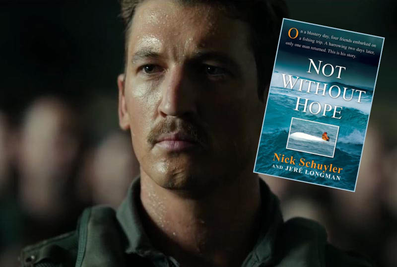 Miles Teller to Lead Survival Thriller Not Without Hope