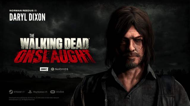 Norman Reedus Confirms His Role in The Walking Dead Onslaught