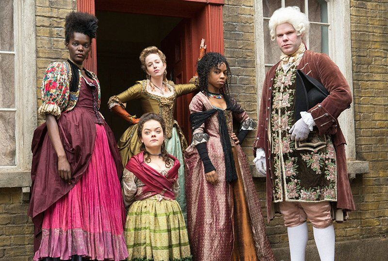 Hulu Axes Harlots After Three Seasons, Reprisal After One