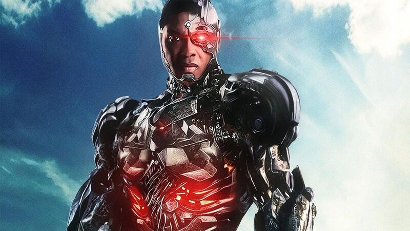 Cyborg Concept Art From Justice League's Snyder Cut Revealed