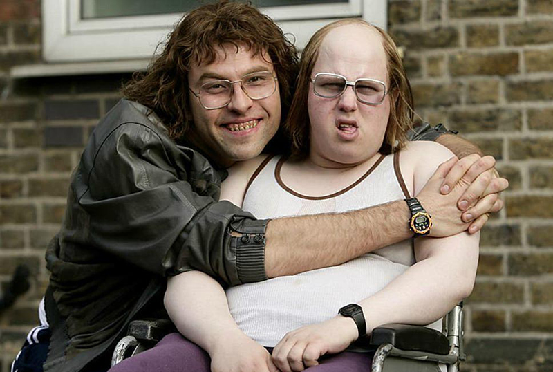 Netflix & BritBox Pull Little Britain From Libraries Due To Blackface Sketches