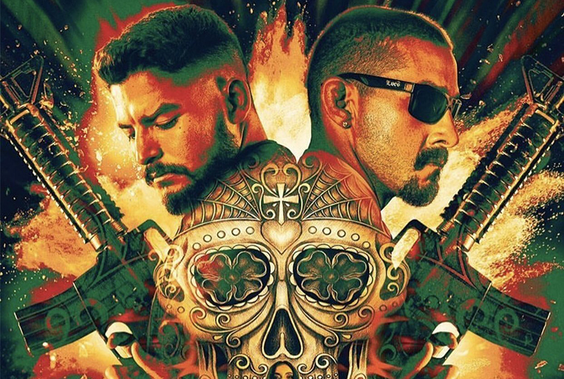 First Trailer for David Ayer's The Tax Collector Revealed!