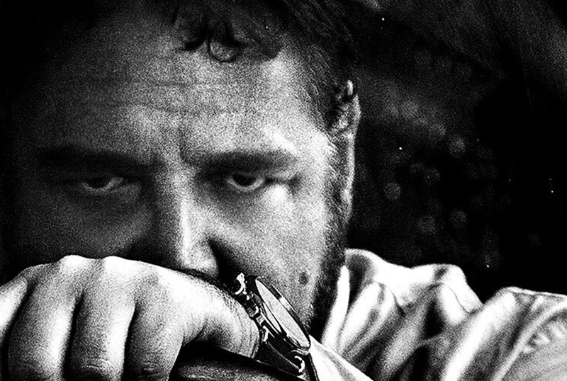 Russell Crowe Shares New Poster for Unhinged