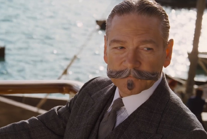Exclusive: Kenneth Branagh Talks the Future of Poirot!