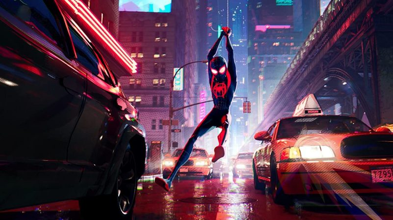 Production Begins on Spider-Man: Into the Spider-Verse 2