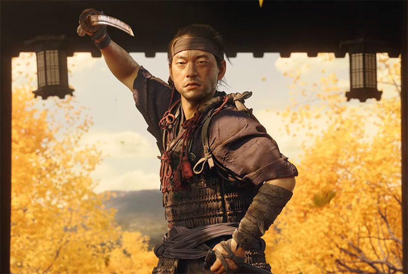 New Ghost of Tsushima Trailer: A Storm Is Coming