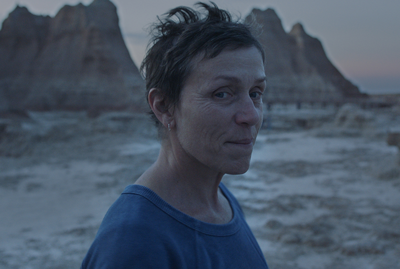 Eternals Director Chloé Zhao's Nomadland Gets Fall Release