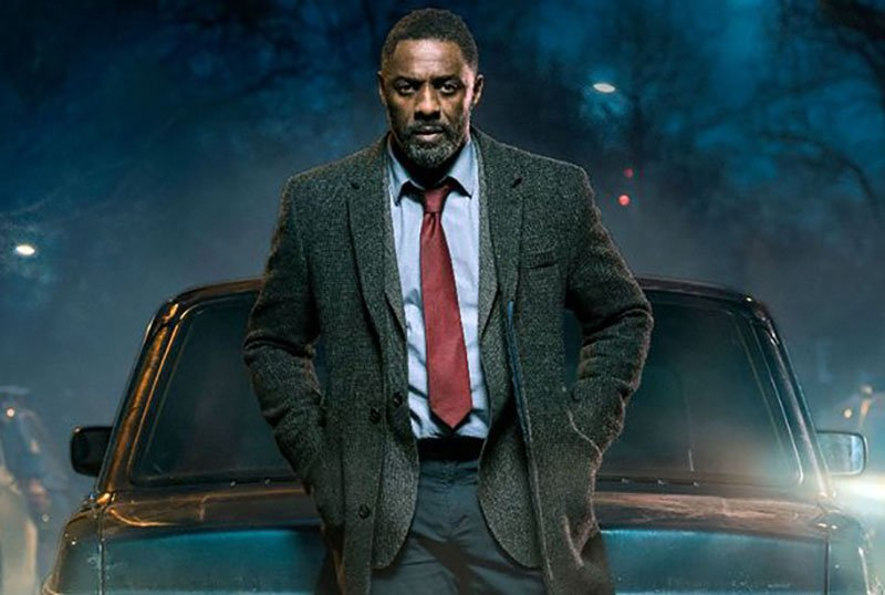 Idris Elba Reveals Luther Film is 'This Close' to Being Made