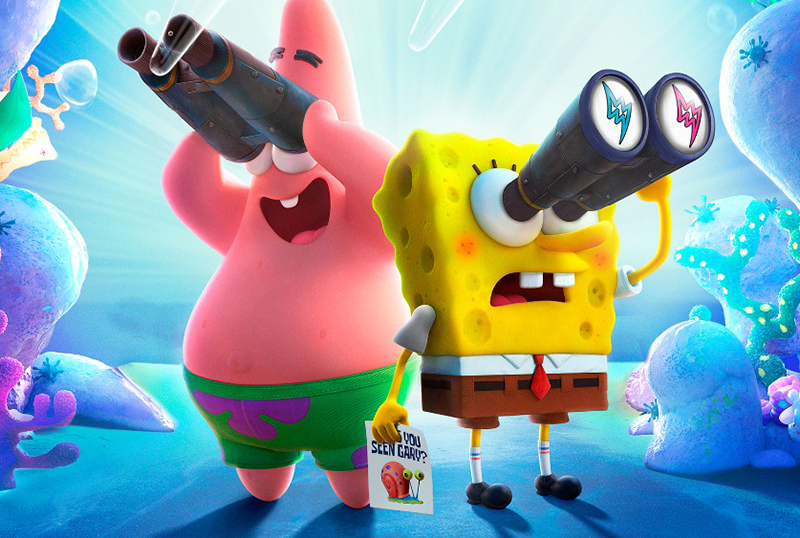 Paramount Animation Unveils Single from Sponge on the Run Soundtrack!