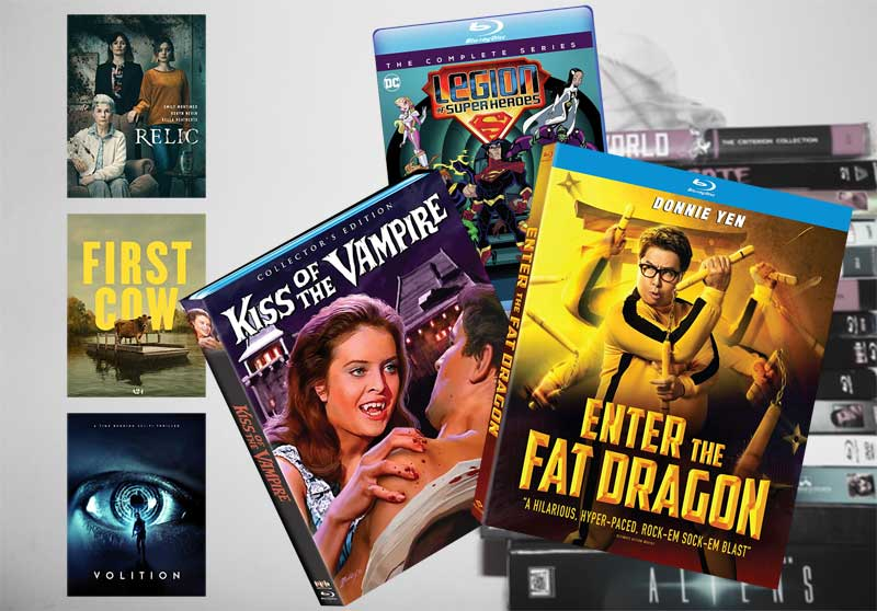 July 14 Blu-ray, Digital and DVD Releases