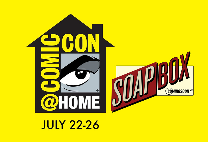CS Soapbox: Was Comic-Con@Home a Bust?