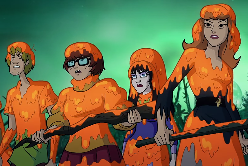 Happy Halloween, Scooby-Doo Trailer Unveils Ensemble Crossover