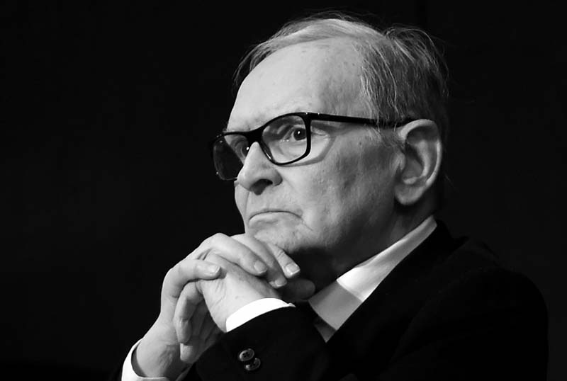 Ennio Morricone, Good, Bad & Ugly Composer, Dies at 91