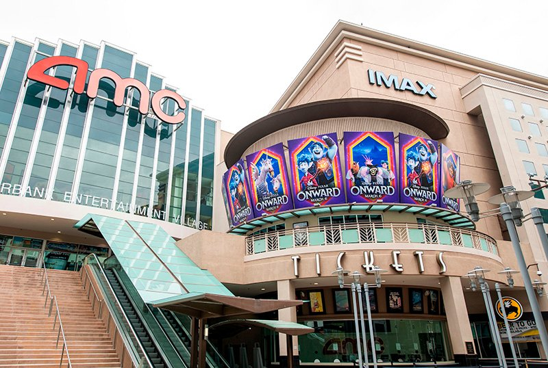 Theater Chains Suing New Jersey Over 'Unconstitutional' Closures