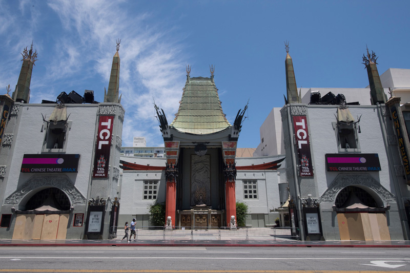 California Has Indefinitely Closed Down Movie Theaters Again