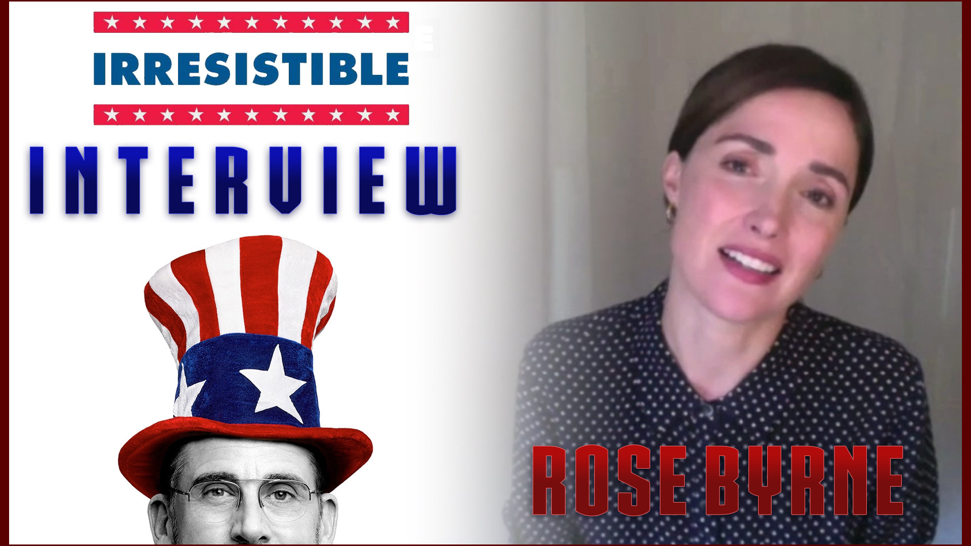 CS Video: Irresistible Interview with Rose Byrne