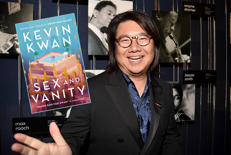 Sony & SK Global Acquire Kevin Kwan's Sex and Vanity