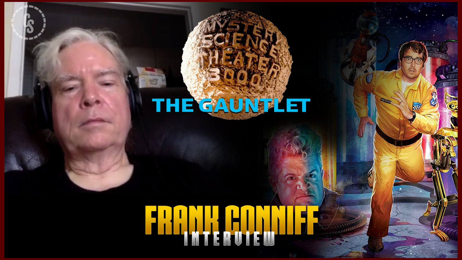 CS Video: Mystery Science Theater 3000's Frank Conniff on Glen or Glenda